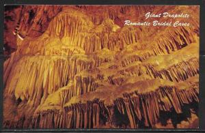 Missouri, Camdenton, Bridal Cave, Giant Drapolite, unused