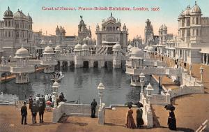 London 1908 Franco-British Exhibition, Court of Honour