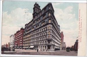 Powers Bldg. & Hotel, Rochester NY