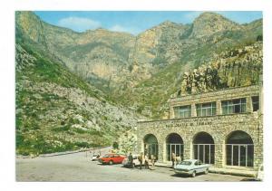 Italy Grotto Toirano Bar Restaurant Postcard 4X6