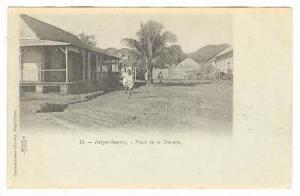 Madagascar ,00-10s : DIEGO-SUAREZ , Place de la Douane