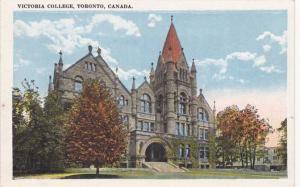 Victoria College - Toronto ON, Ontario, Canada - WB