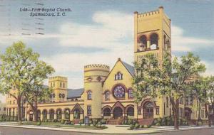 First Baptist Church, Spartanburg, South Carolina, PU-1945