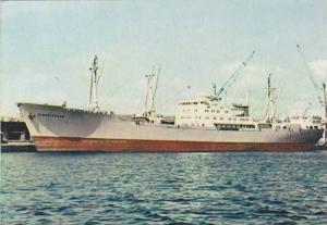 M/S Sienkiewicz, 50-70s