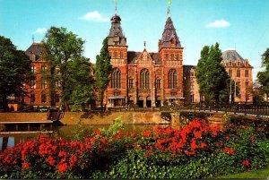 Netherlands Amsterdam The Rijksmuseum