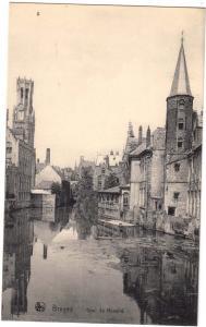 Bruges, Qual du Rosalre
