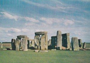 Stonehenge , Wiltshire , England, 1990s
