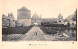 La Basse Cour Cheverny France Unused