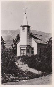 RP: CARCROSS , Yukon Territory, 1920-40s ; Church of St John The Baptist