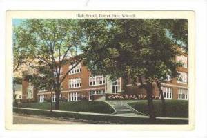 High School, Beaver Dam, Wisconsin, 1900-1910s