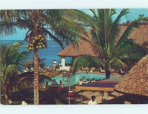 Unused Pre-1980 HOTEL SCENE Korolevu Fiji B0385