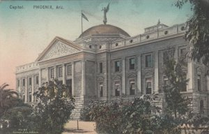 PHOENIX , Arizona , 00-10s ; State Capitol Building