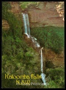 Katoomba Falls - N.S.W.
