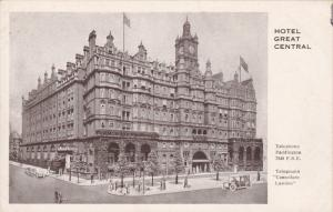 Hotel Great Central , pADDINGTON , LOndon , England , 00-10s