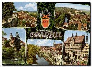 Postcard Modern Universitatsstadt Turingen