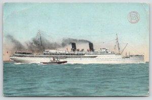 Steamer~SS City of Honolulu to Hawaii~Los Angeles Steamship Co~LASSCO Fleet~1929