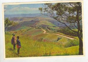 Zulu Girls, Vally of 100 hills, South Africa, PU-1970s
