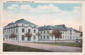 ANNAPOLIS, Maryland, PU-1935: Isherwood Hall