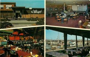 WA, Seattle, Washington, The Wharf, Fishermans Terminal, Glenn Knutson No. J5001