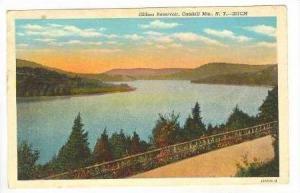 Gilboa Reservoir, Catskill Mountains, New York, 1948