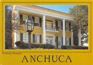 Anchuca - Vicksburg, Mississippi