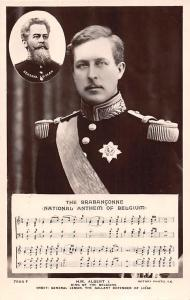 The Brabanconne (National Anthem of Belgium) H.M. Albert I, King