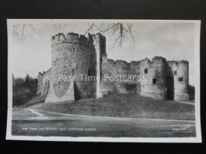 Monmouth CHEPSTOW CASTLE East Front Entrance Old RP Postcard by W. Scott R671