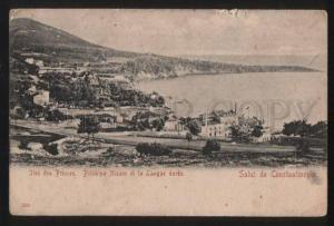 100829 TURKEY CONSTANTINOPLE Iles des Prikipo Nizam Vintage