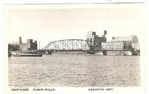 RP: Flour Mills , Keewatin , Ontario , Canada , 30-40s