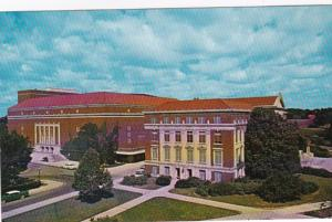 Indiana Lafayette Hall Of Music & Executive Building Purdue University 1964