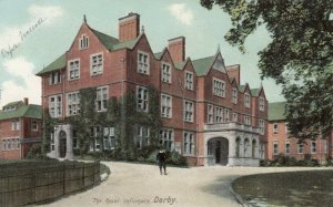 Derby , England , 1900-10s ; The Royal Infirmary