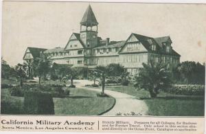 SANTA MONICA , California , 00-10s ; California Military Academy