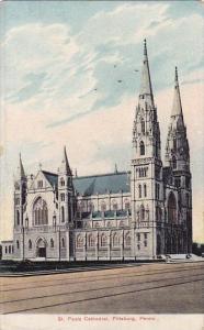 Saint Pauls Cathedral Pittsburg Pennsylvania