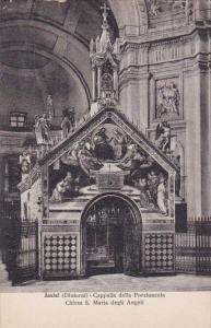 Italy Assisi Perugia Cappella Della Porziuncola Chiesa Sant Maria Degli Angeli