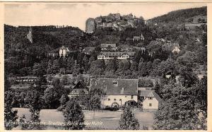 Germany Frankische Schweiz Streitberg, Partie an der Muhle  Frankische Schwei...