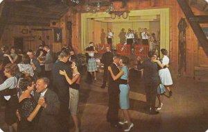ROTHBURY, Michigan, 1950-1960s ; Dancing In The Wagon Wheel Jack & Jill Ranch