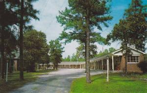 Travelers Motel, West Columbia, South Carolina, 40-60s