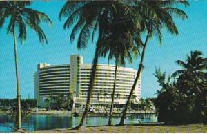 The Fontainebleau Hotel Miami Beach Florida 1959