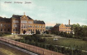 Hospital, Falkoping, Sweden, 00-10s