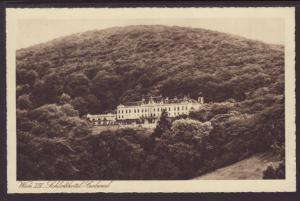 Schlosshotel,Cobenzl,Vienna,Austria Postcard