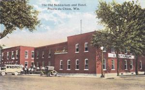 The Old Sanitarium and Hotel, PRAIRIE DU CHIEN, Wisconsin, 00-10s