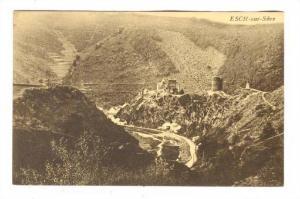 ESCH-sur-Sure, Diekirch, Luxembourg, 1900-1910s