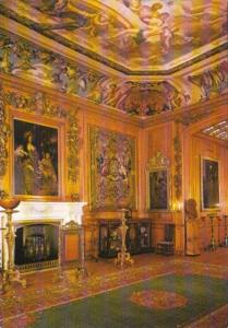 England Windsor Castle The King's Dining Room