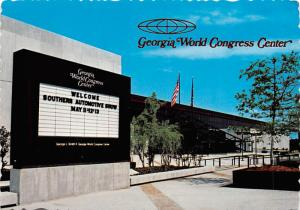 Georgia World Congress Center -