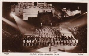 Scotland Edinburgh Castle Military Tattoo Photo