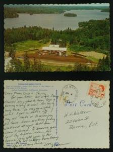 Sioux narrows Pinnacle Imports  CDS postmarked 1969