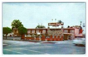 NAMPA, Idaho ID ~ NAMPA CHIEF MOTEL ca 1960s Roadside Canyon County Postcard