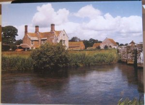 England Woolbridge Manor Wool Dorset - unposted