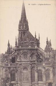 CAEN, L'Eglise St. Pierre, Calvados, France, 00-10s