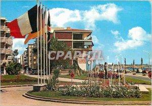 Postcard Modern Salou Plaza Venus del Mediterraneo